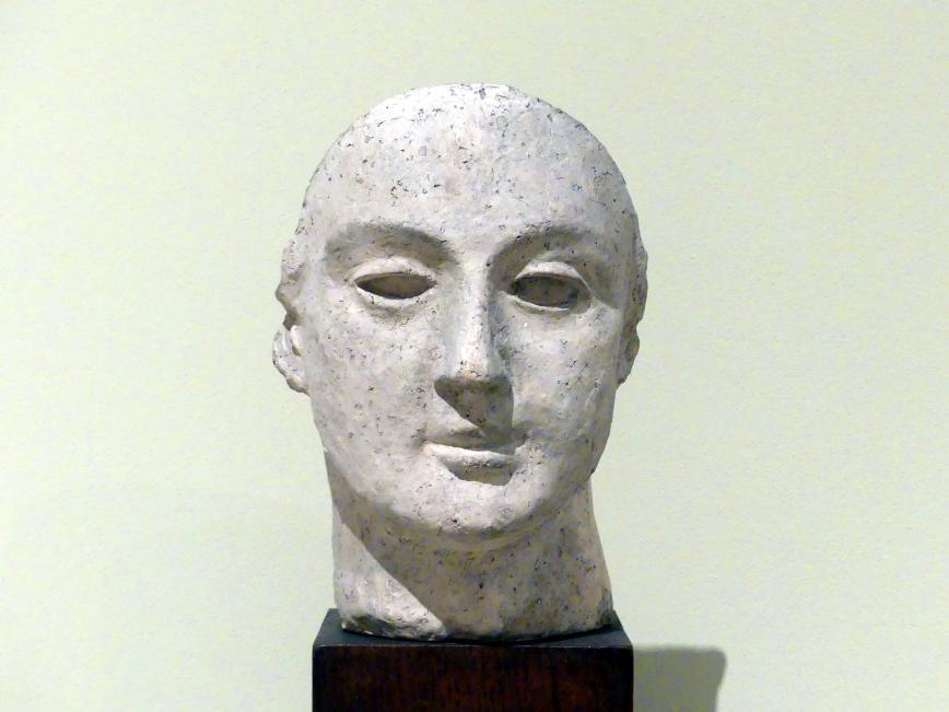 Otakar Kubín: Maske, um 1925