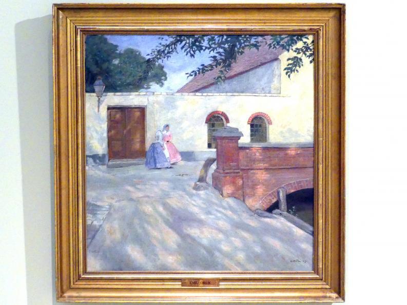 Emil Orlik: Sonntag, 1903