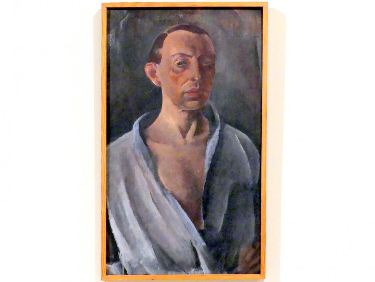 Georges Kars: Selbstporträt, um 1919