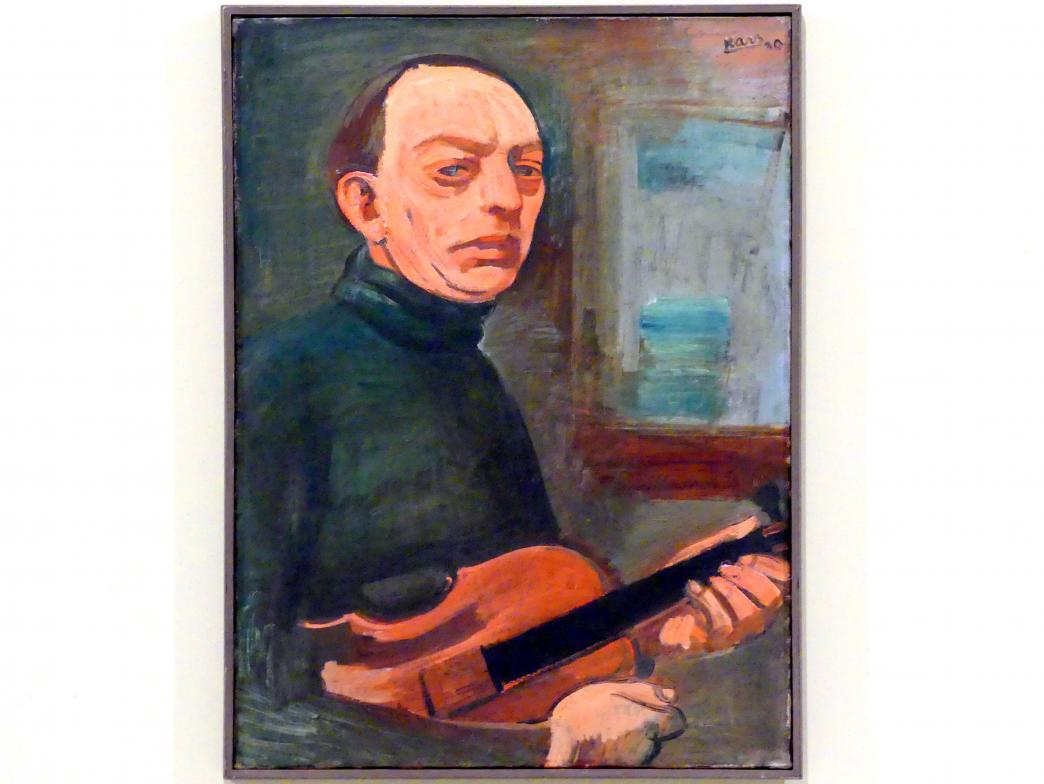 Georges Kars: Selbstporträt, 1930