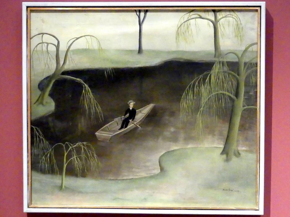 Milada Marešová: Schiffchen, 1936