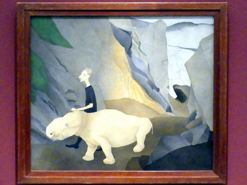 Vlasta Vostřebalová Fischerová: Melancholie, 1922 - 1925
