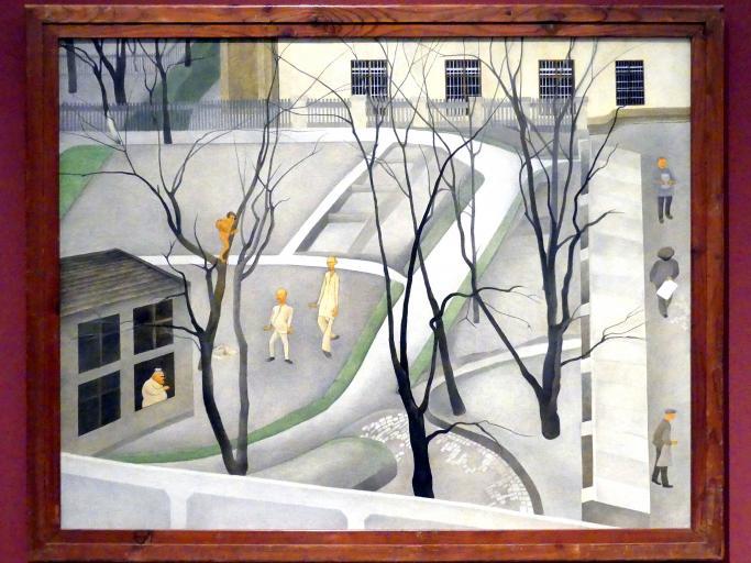Vlasta Vostřebalová Fischerová: Kateřinky (Albtraum), 1926