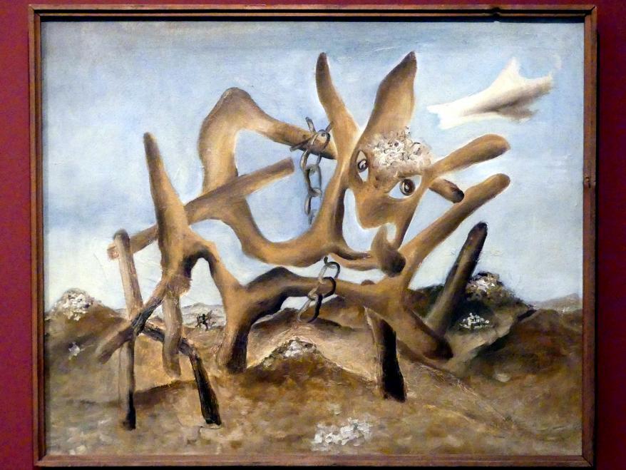 Zdeněk Rykr: Vom Land (Ackerwerkzeuge I), 1936