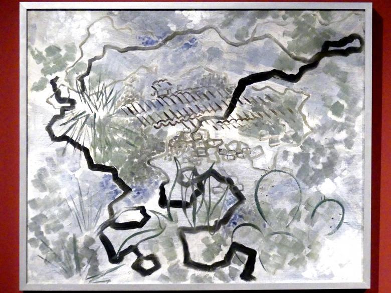 Zdeněk Rykr: Mallorquinische Landschaft, 1932