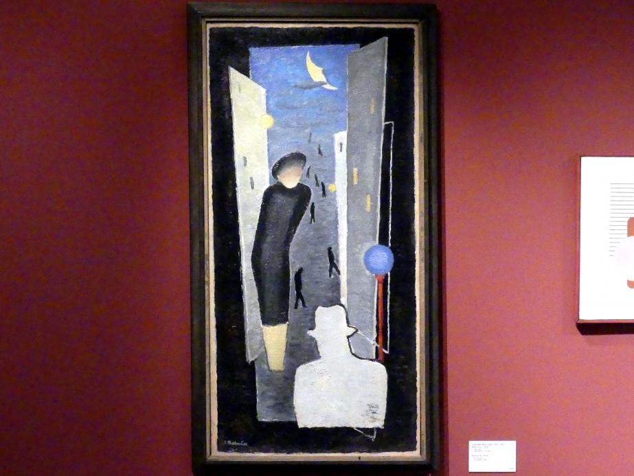 František Matoušek: Nachtstück, 1934