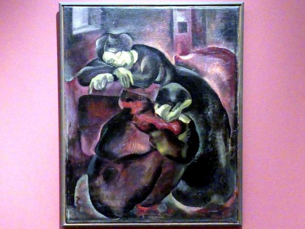 Zdenka Burghauserová: Gestrandete, 1923