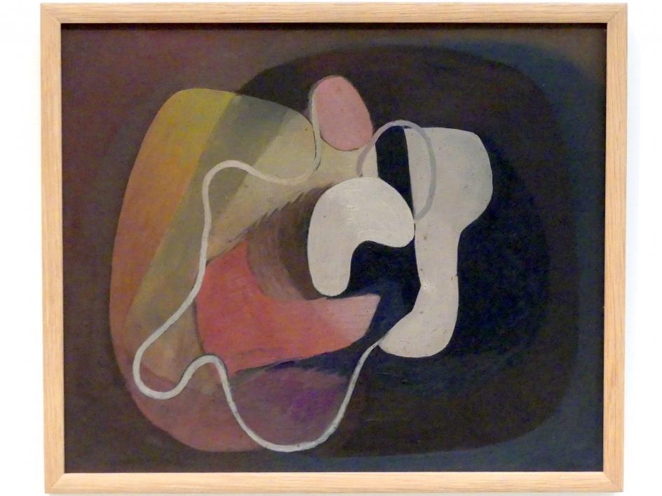 Frantisek Foltýn: Komposition, 1932