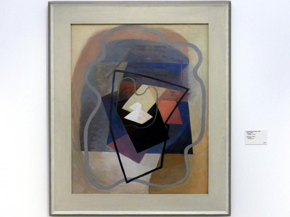 Frantisek Foltýn: Gemälde, 1933