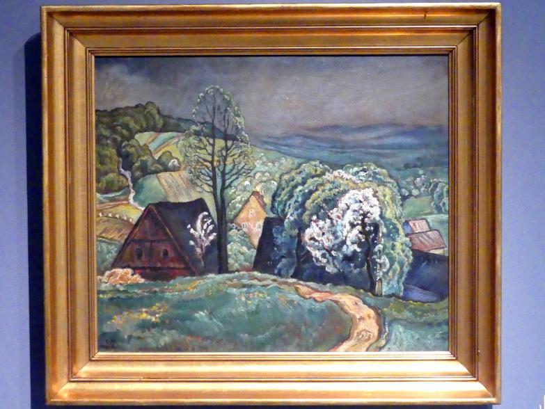 Erwin Müller: Herbst, 1925