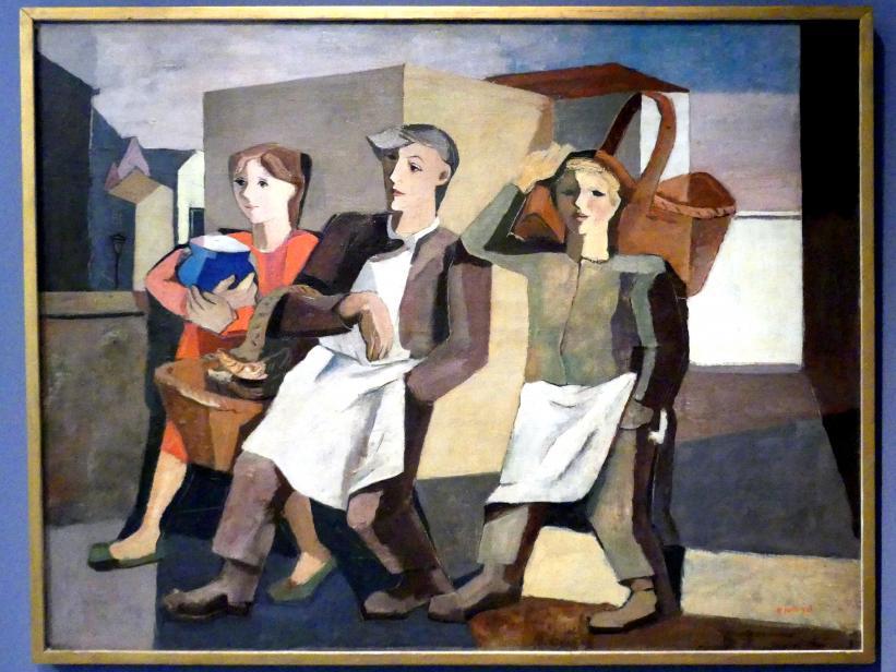 Pravoslav Kotík: Bäcker, 1926