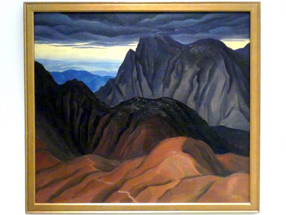 Ferdiš Duša: Tatra Gebirge, um 1930