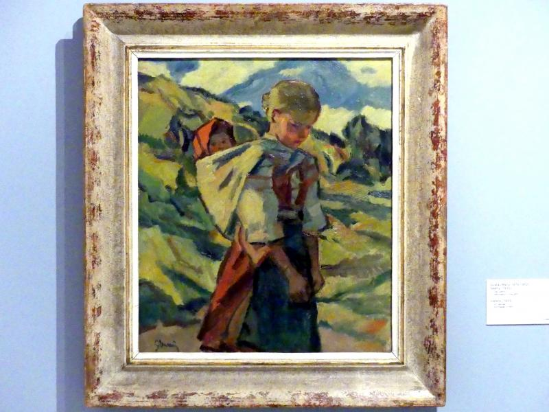 Gustáv Mallý: Schwestern, 1933