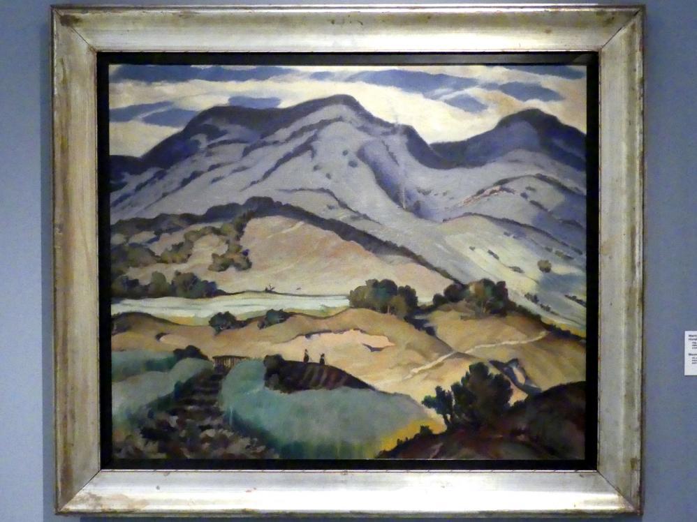 Martin Benka: Bergstimmung, 1935