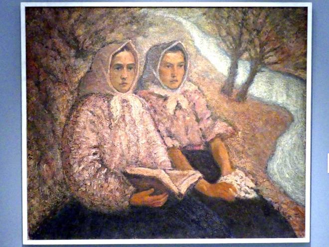 Janko Alexy: Schwestern, 1936