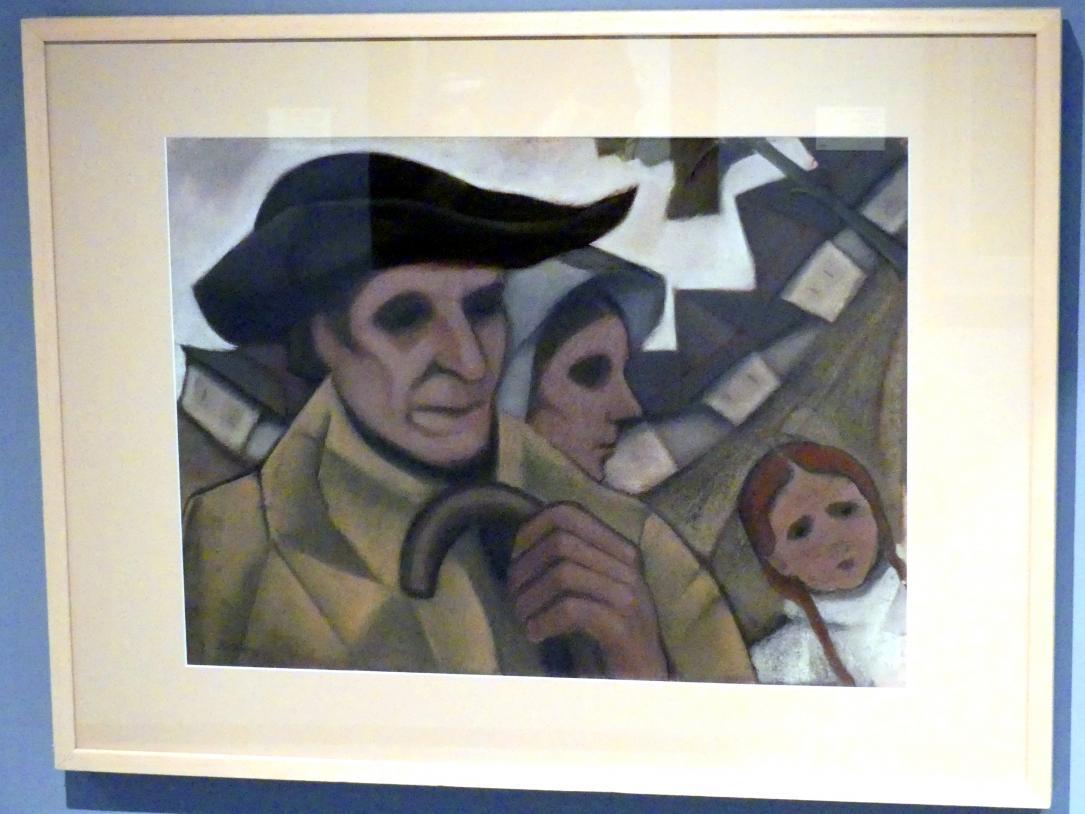 Janko Alexy: Familie, 1932