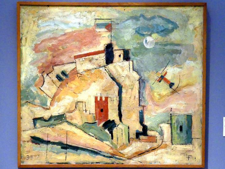 Ľudovít Fulla: Devín, 1930