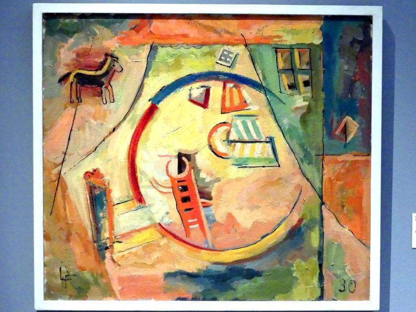 Ľudovít Fulla: Zirkus, 1930
