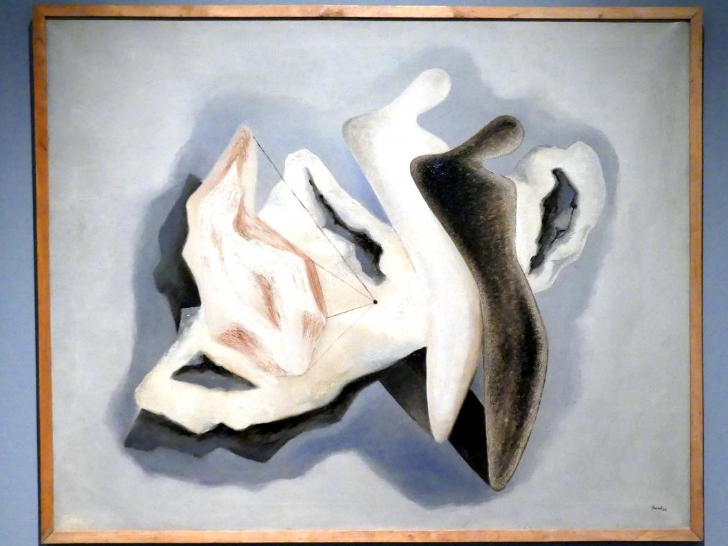 František Malý: Liebende, 1933