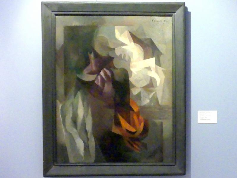 Ester Šimerová-Martinčeková : Komposition, 1935
