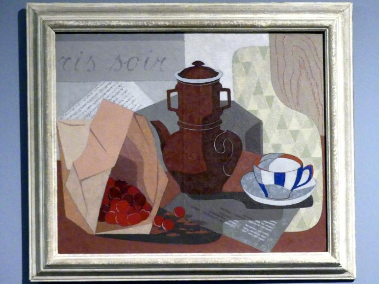 Ester Šimerová-Martinčeková : Stillleben mit Teekanne, 1931