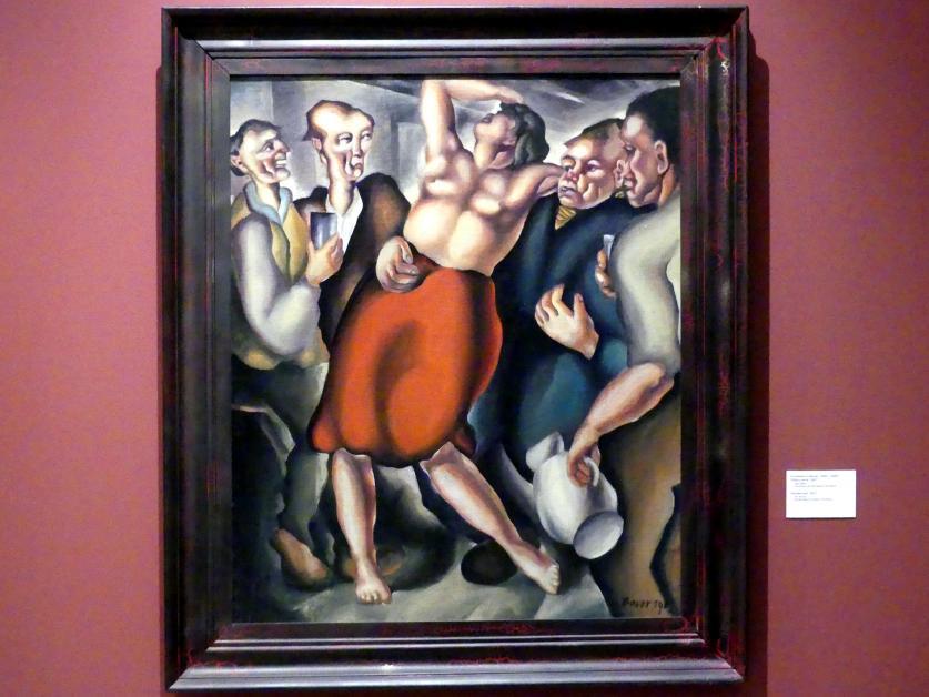 Konštantín Bauer: Verurteilte, 1927