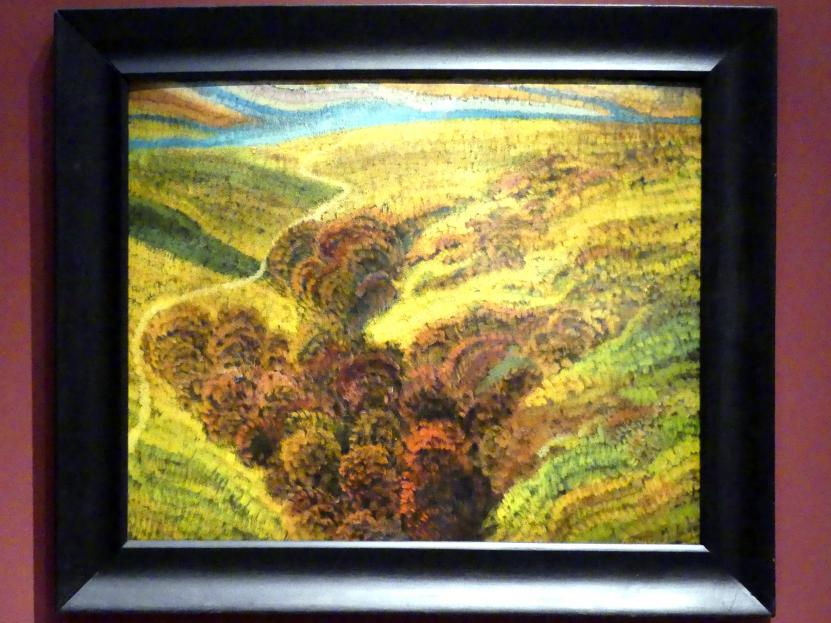 Anton Jaszusch: Landschaft, 1920 - 1924