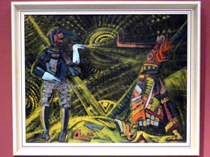Anton Jaszusch: Komposition V, 1922 - 1924