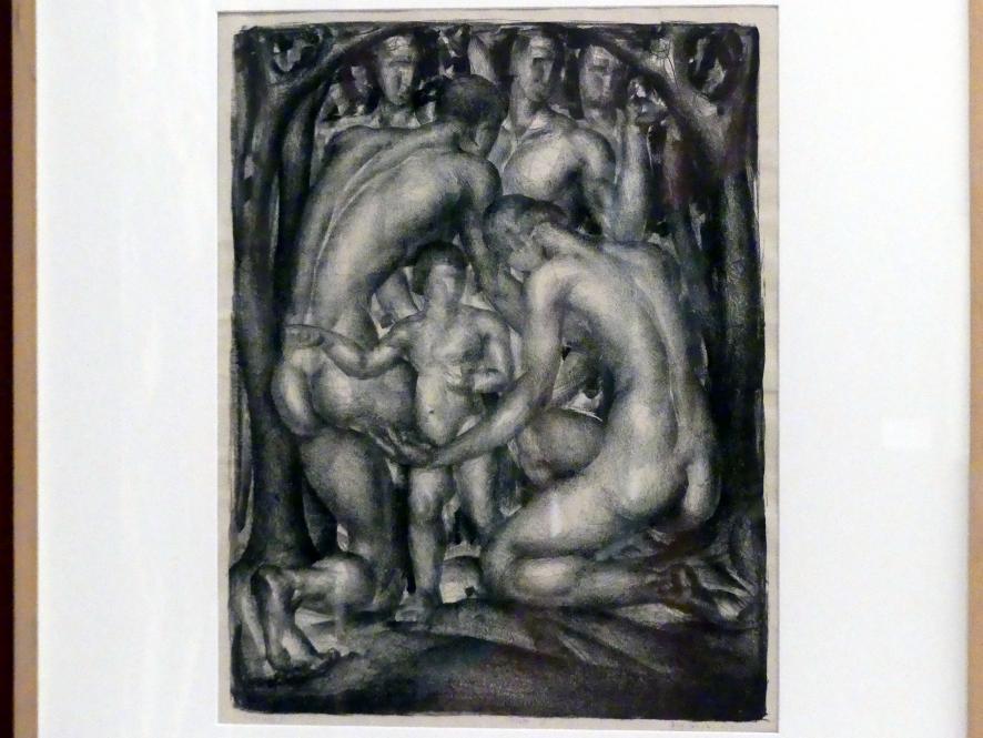 Eugen Krón: Leben IV, 1922
