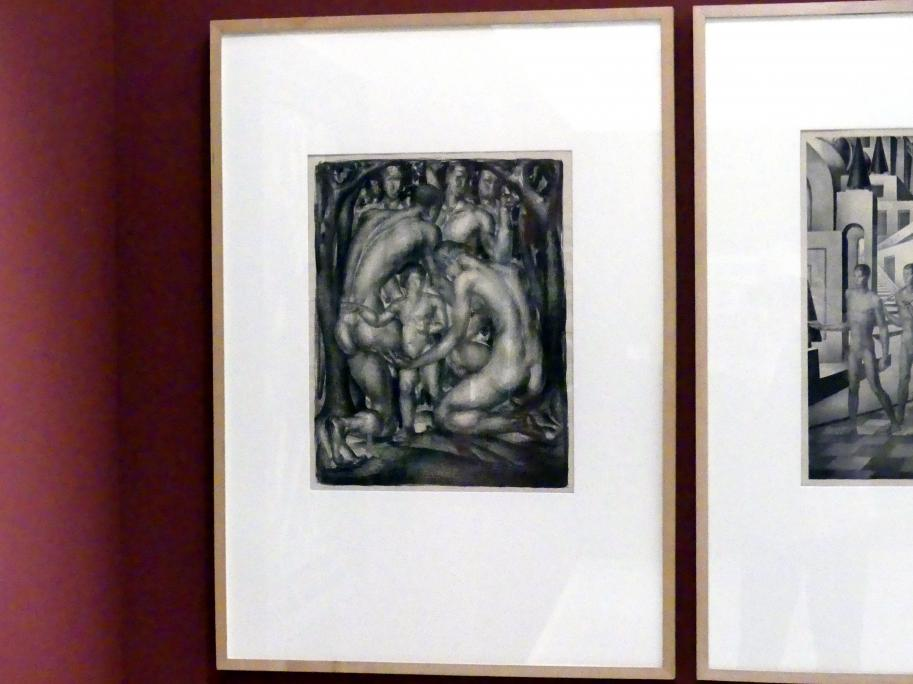 Eugen Krón: Leben IV, 1922, Bild 2/3