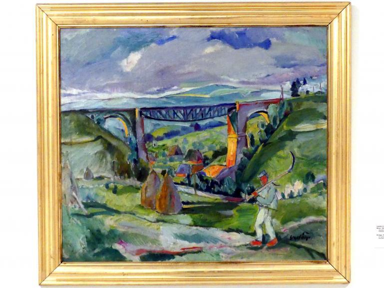Vojtěch Erdélyi: Brücke, 1901 - 1950