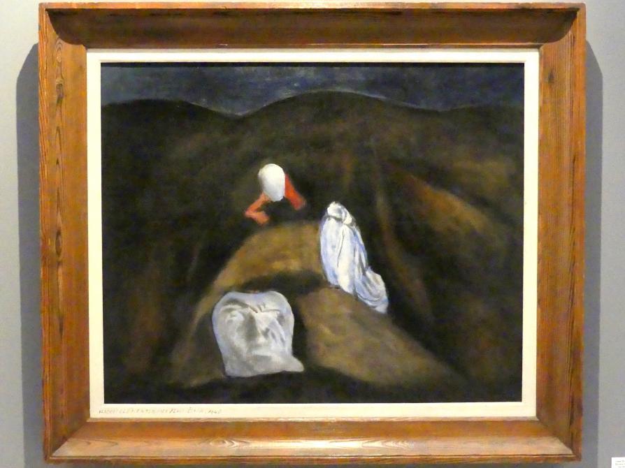 Josef Šíma: Sonne der anderen Welt, 1936