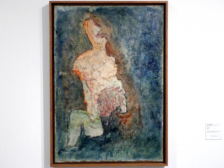 Jean Fautrier: Sara, 1943