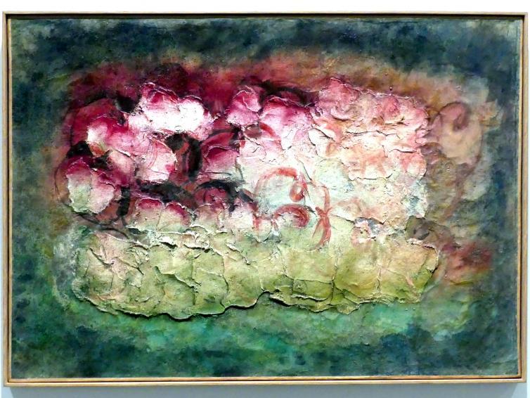 Jean Fautrier: Stillleben (Apfelwein-Äpfel), 1943