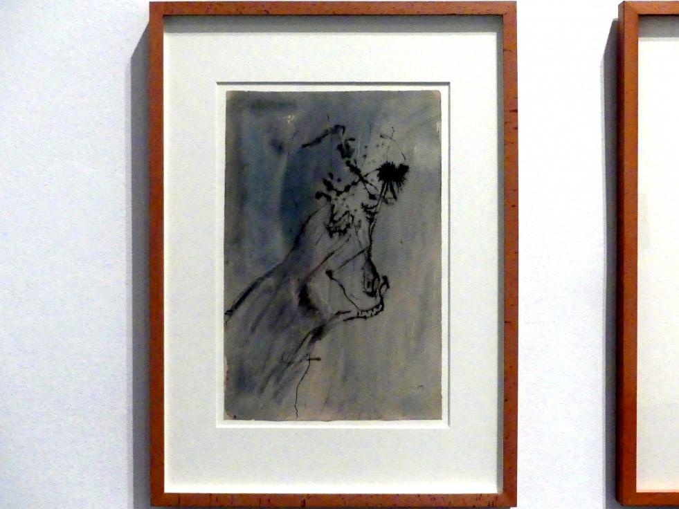 Henri Michaux: Ohne Titel, 1947 - 1948