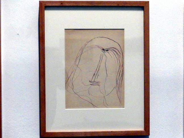 Henri Michaux: Ohne Titel, 1944