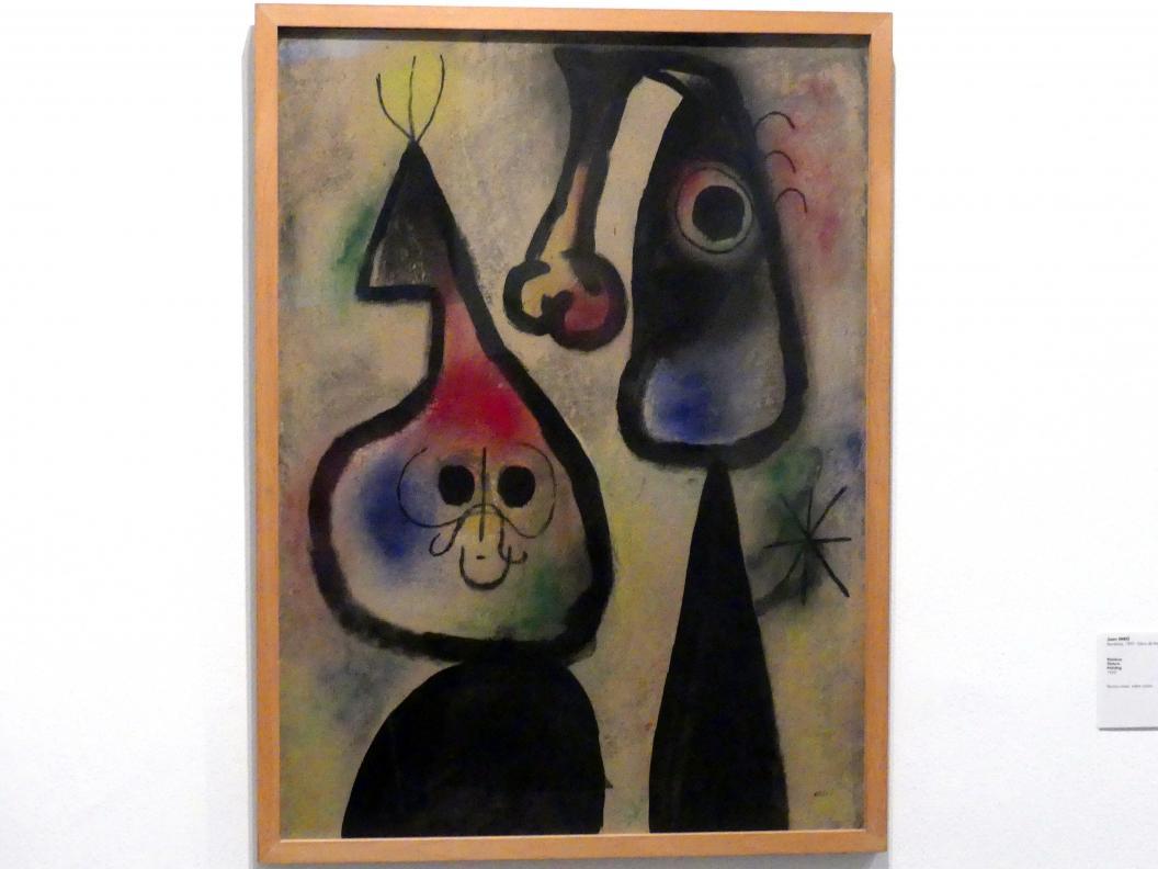 Joan Miró: Gemälde, 1950