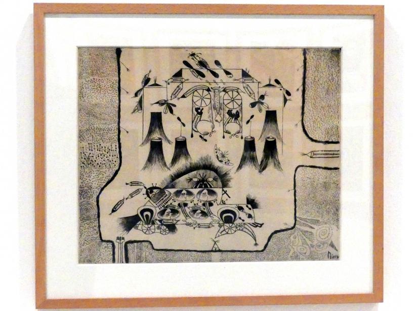 Francisco Nieva: Postismus, 1945