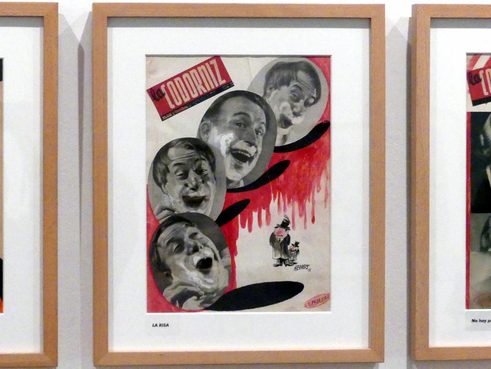 Enrique Herreros: Das Lachen, 1948