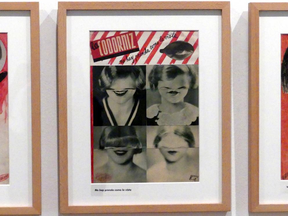 Enrique Herreros: Kein Kleidungsstück gleicht dem Anblick, 1948