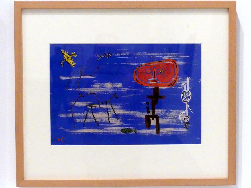 Mathias Goeritz: Unter der Sonne, 1948