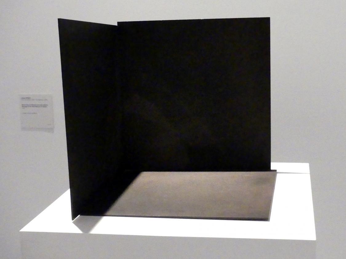 Jorge Oteiza: Hommage an das leere Stilelement des Kubismus, 1959