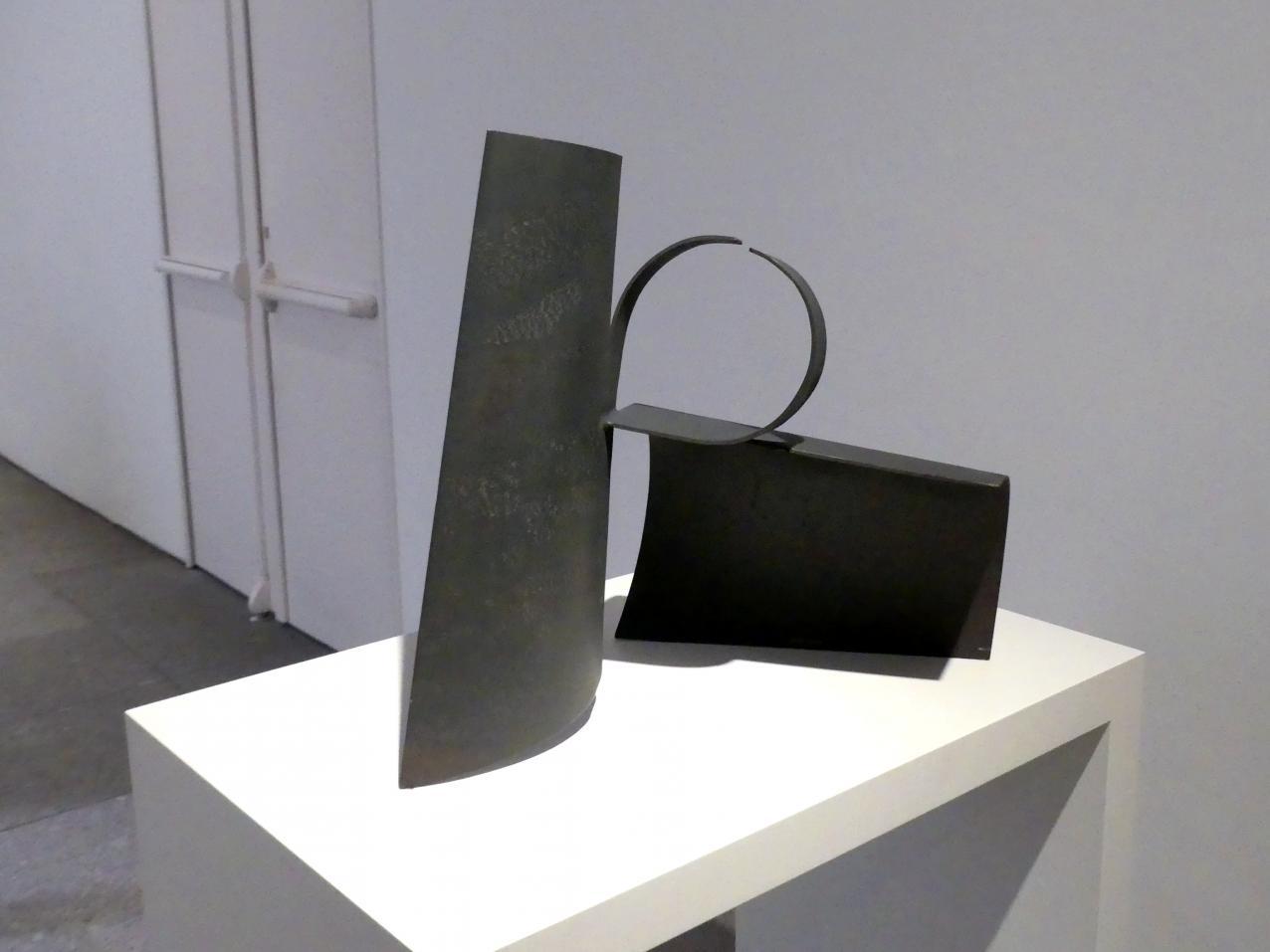Jorge Oteiza: Öffnen oder Entriegeln des Zylinders, 1957