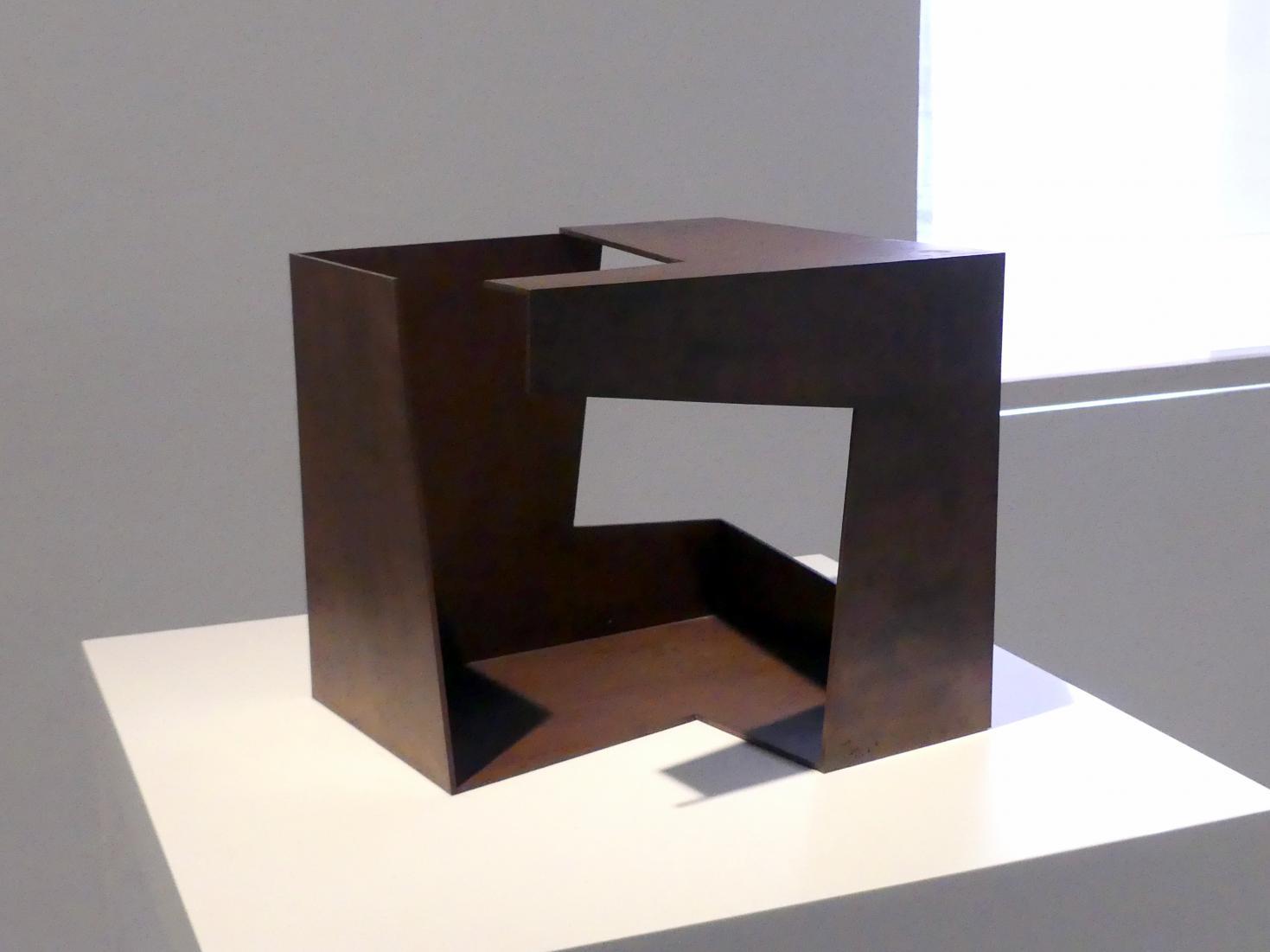 Jorge Oteiza: Leere Box, 1958
