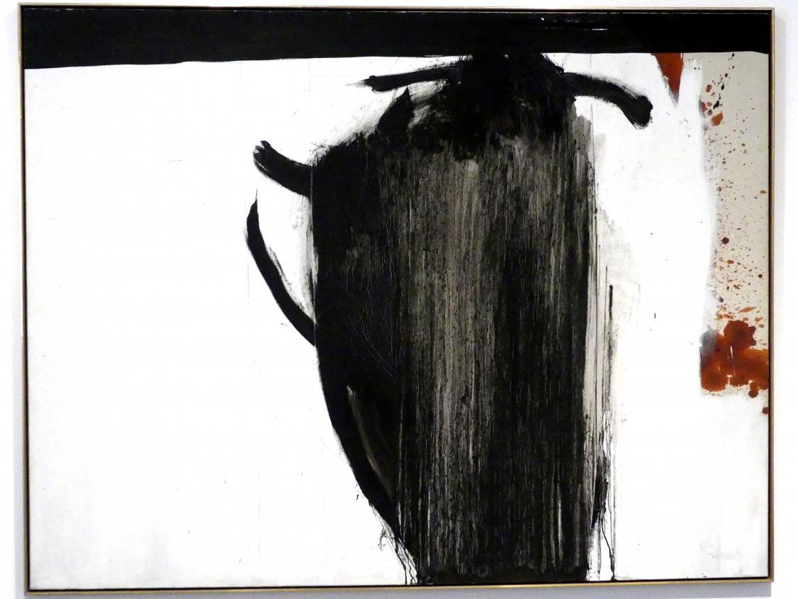 Robert Motherwell: Totemfigur, 1958