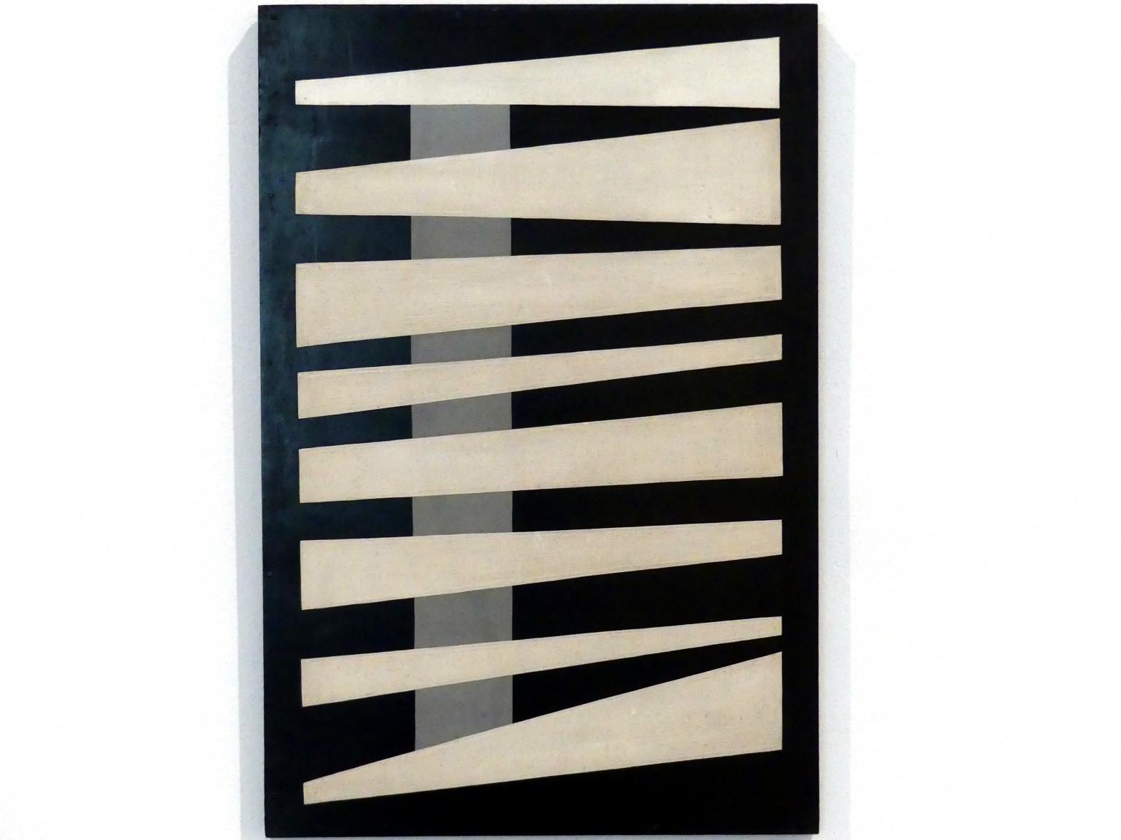 Mateo Manaure: Schwarz ist eine Farbe, 1954