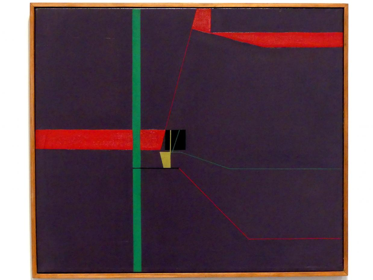 Alfredo Hlito: Entwicklung eines Themas, 1952
