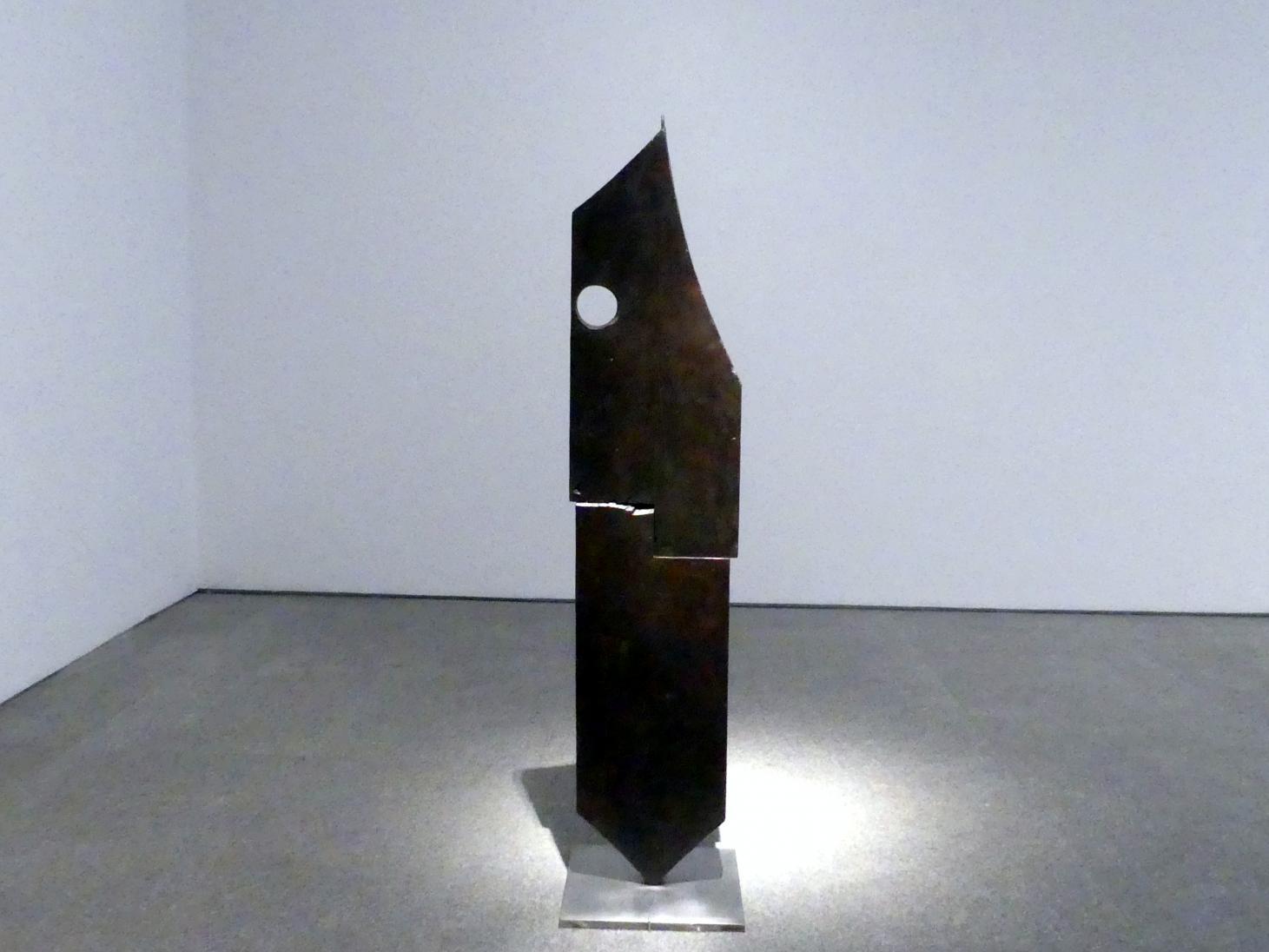 Louise Bourgeois: Quarantania III, 1949
