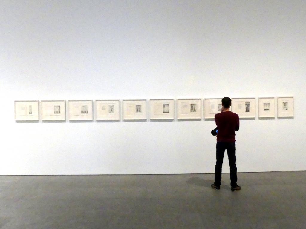 Louise Bourgeois: Er verschwand in kompletter Stille, 1947