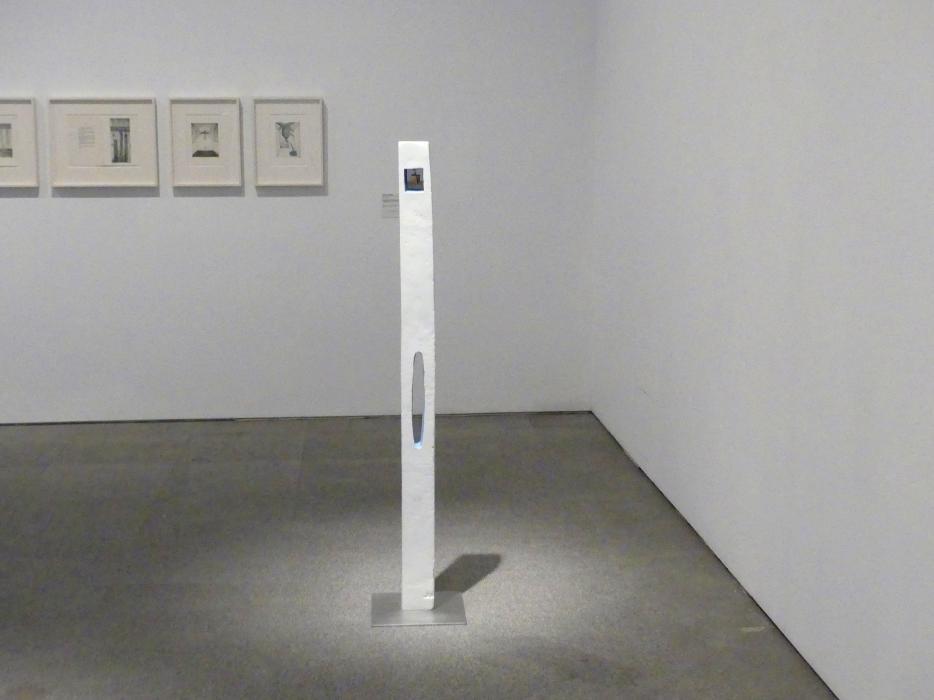 Louise Bourgeois: Pfeiler, 1959